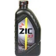 Масло моторное ZIC X7 LS SAE 10W40 SM 1L (№132620)