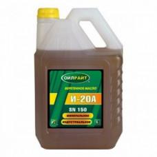 Масло индустриальное OIL RIGHT И-20А веретённое 5L (№2592)