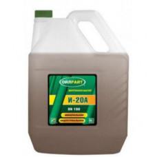 Масло индустриальное OIL RIGHT И-40А веретённое 10L (№2595)