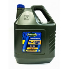 Масло моторное OIL RIGHT М10ДМ 10L