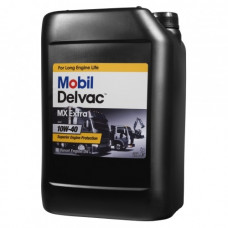Масло моторное Mobil Delvac MX Extra SAE 10W40 20L (№152673)
