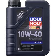 Liqui Moly 3929 масло моторное Optimal SAE 10W40 1L