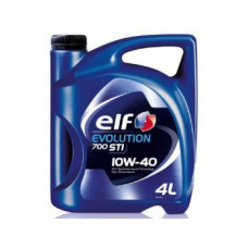 Масло моторное ELF Evolution 700 STI SAE 10W40 4L