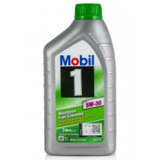 Масло моторное Mobil 1 Maintains Fuel Economy SAE 5W30 1L (№154279)