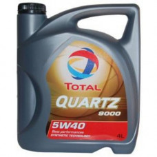 Масло моторное Total Quartz 9000 SAE 5W40 4L