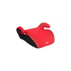 Кресло детское SIGER (БУСТЕР Мякиш Плюс) без спинки 3 категория 22-36 кг крас