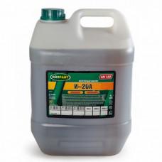 Масло индустриальное OIL RIGHT И-20А веретённое 20L (№2588)
