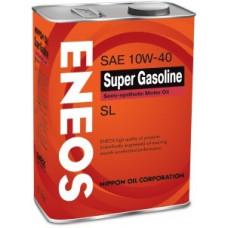 Масло моторное ENeoS Super Gasoline SAE 10W40 4L