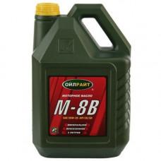 Масло моторное OIL RIGHT М8В SAE 20W20 5L