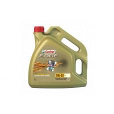 Масло моторное Castrol Edge SAE 5W30 LL Titanium 4L (№15669A)
