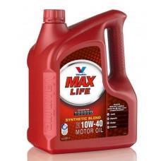 Масло моторное Valvoline MaxLife SAE 10W40 SL/CF 4L
