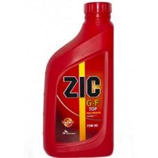 Масло трансмиссионное ZIC G-F TOP 75W90 GL-4/5 1L (№132629)