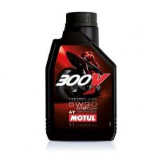 Масло моторное MOTUL 300V 4T FL SAE 10W40 4L