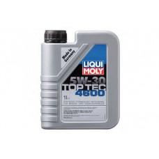 Liqui Moly 8033 масло моторное Top Tec 4600 SAE 5W30 SN/CF/C3 5L